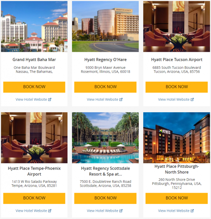 Hyatt Weekend Getaway Deals June 22 - 25 2017 4
