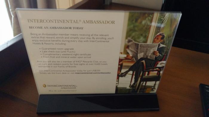 InterContinental Ambassador Program