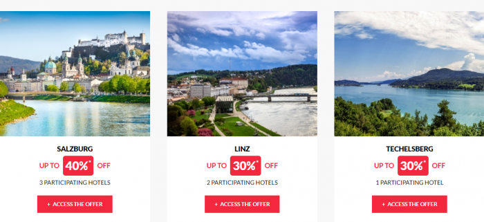 Le CLub AccorHotels Private Sales June 14 2017 Austria 2