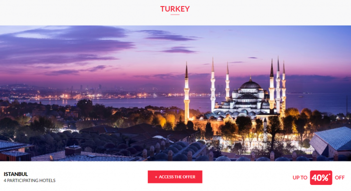 Le CLub AccorHotels Private Sales June 14 2017 Turkey 1