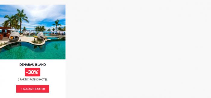Le CLub AccorHotels Private Sales May 31 2017 Fiji 2