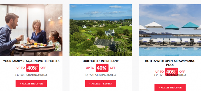 Le CLub AccorHotels Private Sales May 31 2017 France 2