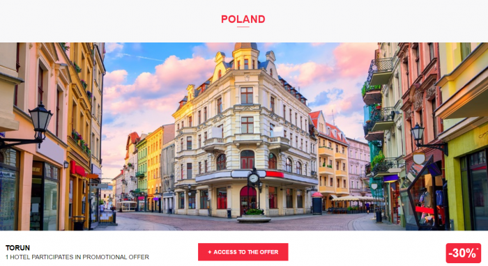 Le CLub AccorHotels Private Sales May 31 2017 Poland 1