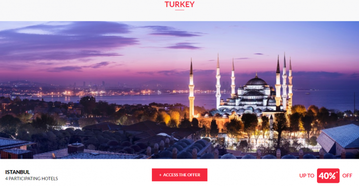 Le CLub AccorHotels Private Sales May 31 2017 Turkey 1