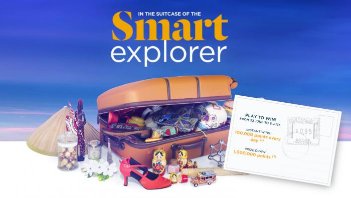 Le Club AccorHotels Smart Explorer