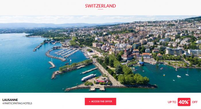 Le Club AccorHotels Worldwide Private Sales June 28 2017 Switzerland 1