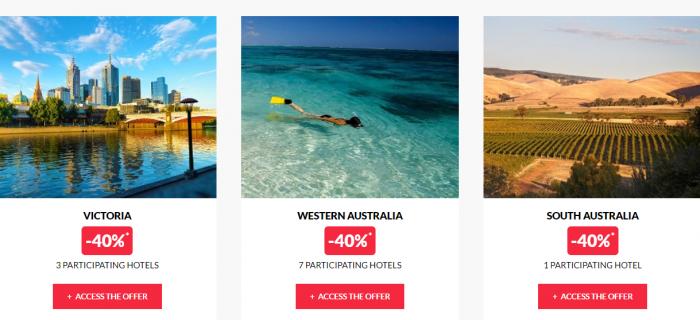 Le Le Club AccorHotels Worldwide Private Sale Australia 2