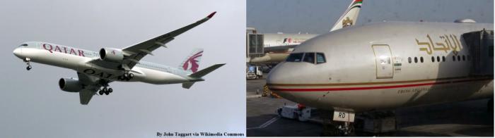 American Airlines Discontinues Qatar Airways & Etihad Codeshares
