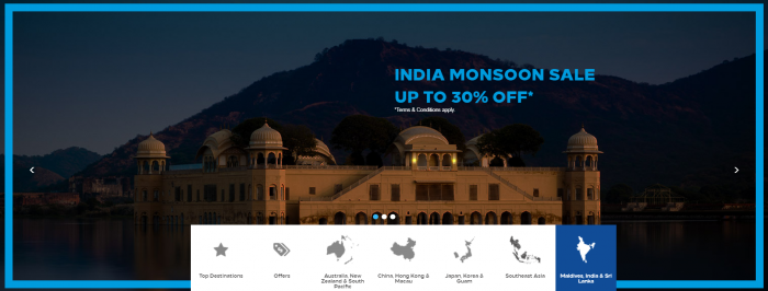 Hilton Honors India Up TO 30 Percent Off