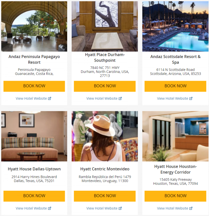 Hyatt Weekend Getaway Deals July 4 2017 5