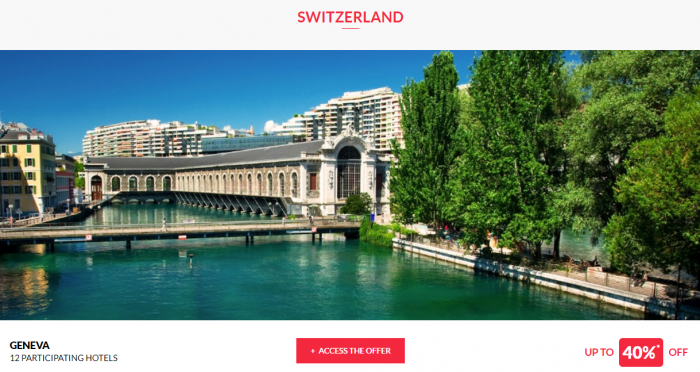 Le Club AccorHotels Worldwide Private Sales July 19 2017 Switzerland 1