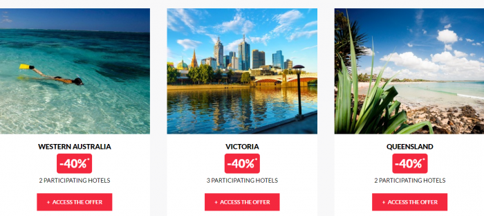 Le Club AccorHotels Worldwide Up To 50 Percent Off Private Sale July 5 2017 Australia 2
