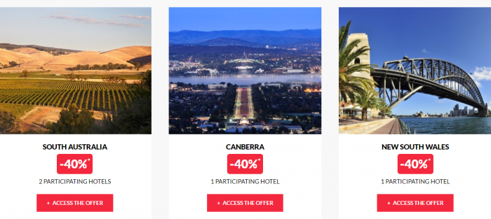 Le Club AccorHotels Worldwide Up To 50 Percent Off Private Sale July 5 2017 Australia 3