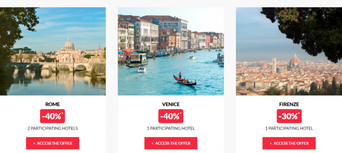 Le Club AccorHotels Worldwide Up To 50 Percent Off Private Sale July 5 2017 Italy 2