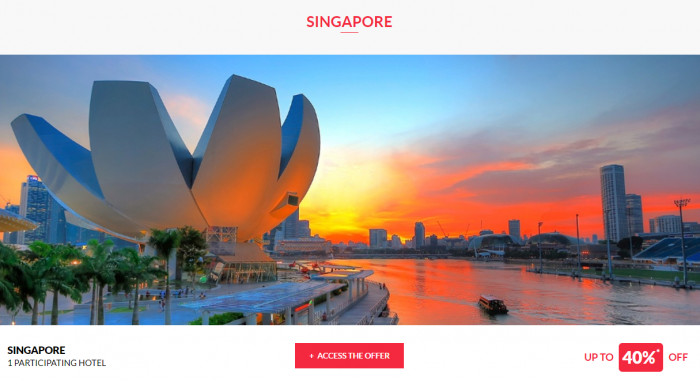 Le Club AccorHotels Worldwide Up To 50 Percent Off Private Sale July 5 2017 Singapore 1