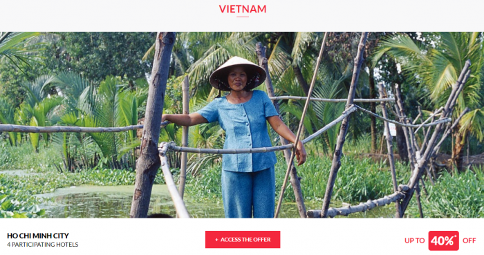 Le Club AccorHotels Worldwide Up To 50 Percent Off Private Sale July 5 2017 Vietnam 1