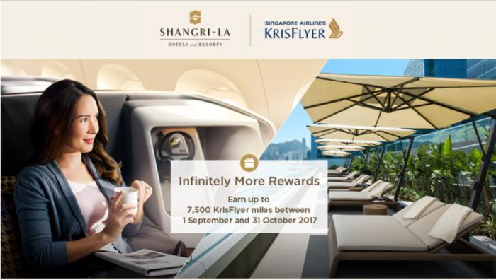 Singapore Airlines Shangri-La Infinite Journeys Promotion