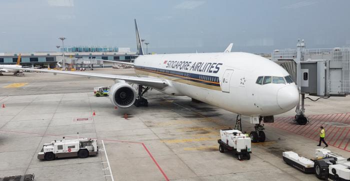 Alaska Singapore Airlines