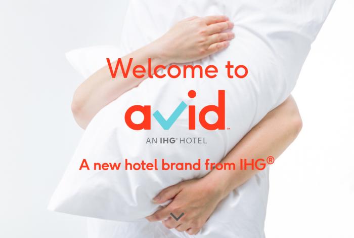 IHG Avid New Brand