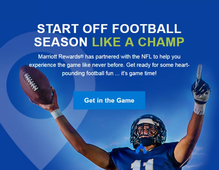 Marriott Rewards Flash Sale