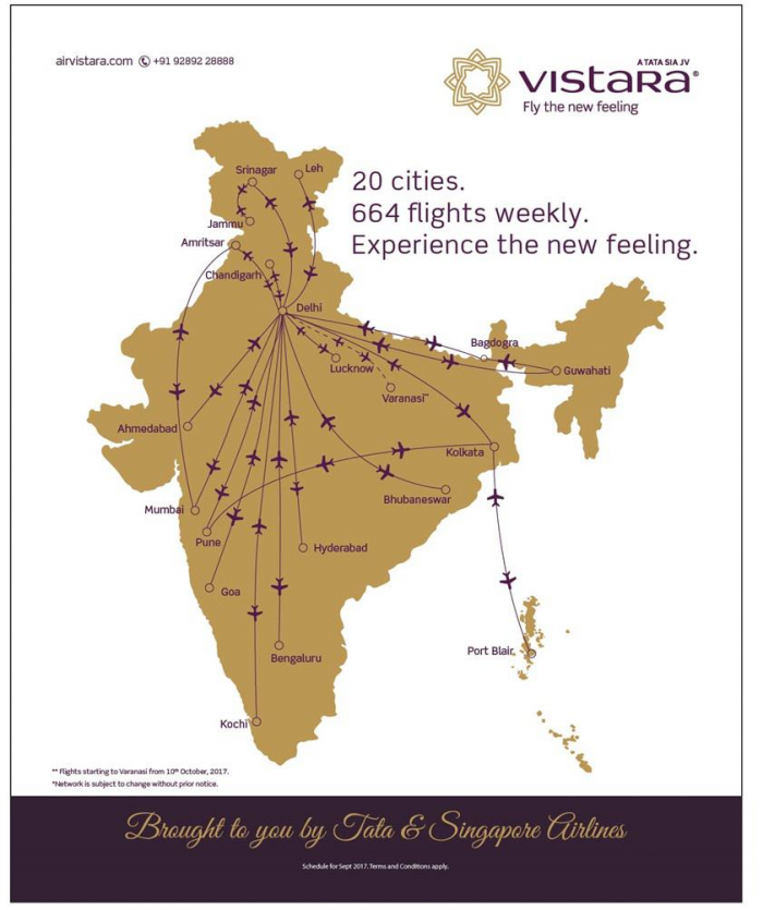 Japan Airlines And VISTARA To Begin Codeshare & Frequent Flier ...