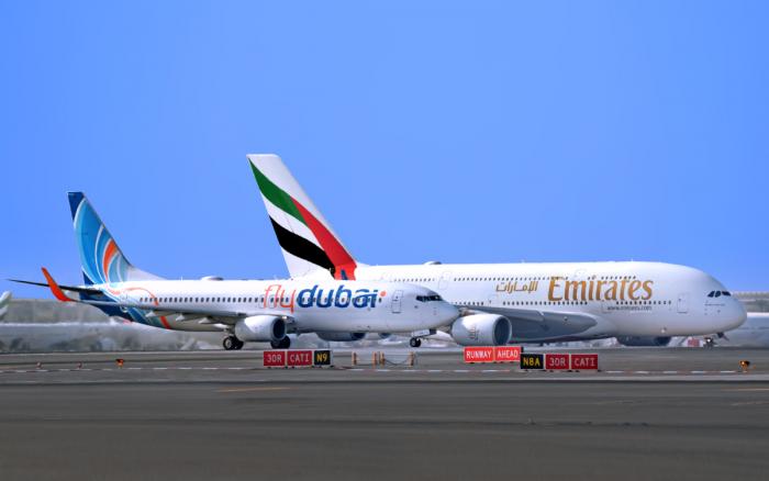 Emirates Flydubai Codeshare