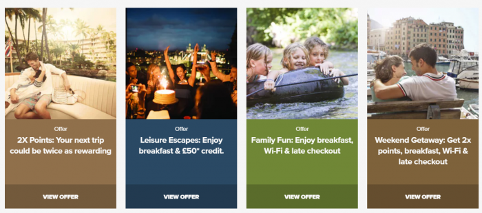 Hilton Honors Weekends Offer More