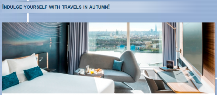 Le Club AccorHotels Lufthansa Miles&More 500 Bonus Miles Novotel Mercure October 1 December 31 2017