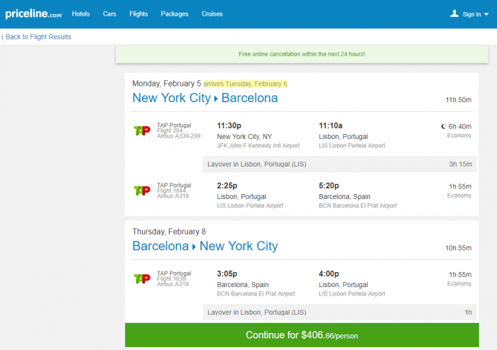 Even if you're a frequent Priceliner, you're fighting against the odds if you try to use Priceline for some kinds of trips. If you're just looking for a weekend away, prices are generally low on your route, or you think you may have to change your plans, Priceline will probably be more hassle than it's worth.
