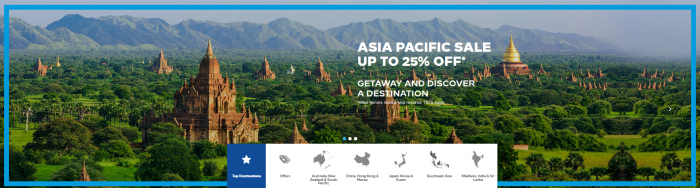 Hilton Honors Asia-Pacific Up To 25 Percent Off Sale