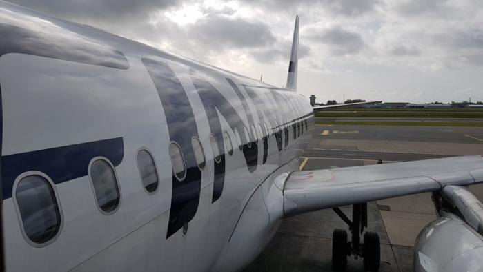 Reader Comment Finnair Flight From HEL(L) Literally