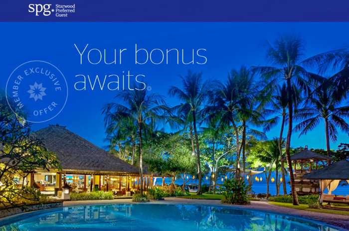 SPG Select Member Exclusive