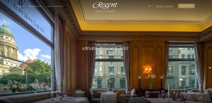 IHG Regent Hotels