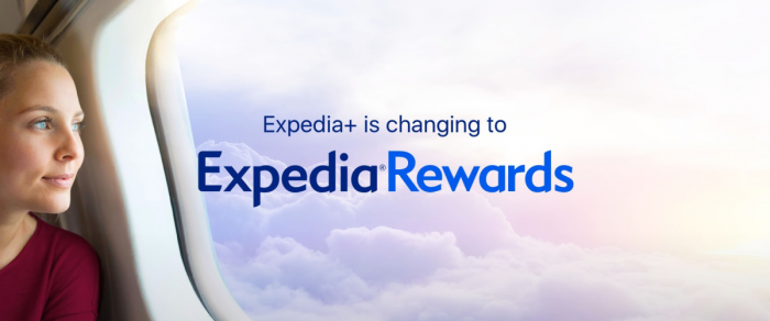 Expedia+ Rewards Changing To Expedia Rewards