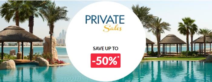 Le Club AccorHotels Private Sales April 4 2018