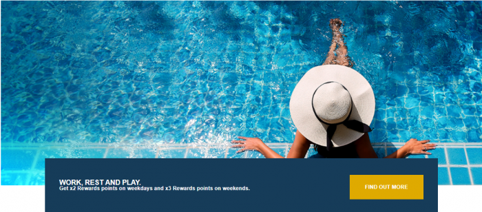 Le Club AccorHotels Triple Points For Stays In Asia-Pacific April 2 – June 30, 2018