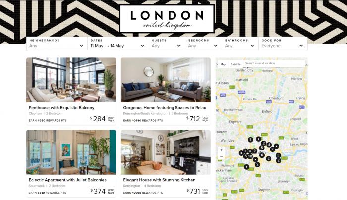 Marriott Tribute Portfolio Homes Search London