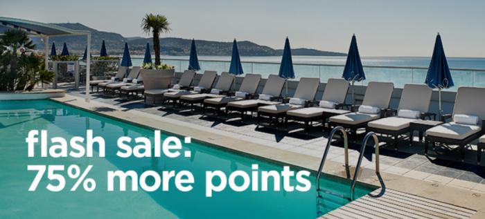 Radisson Rewards Buy Points April 2018