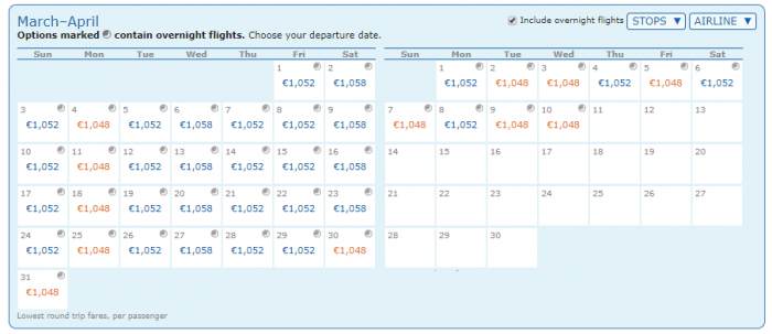 Booking With Travel Matrix