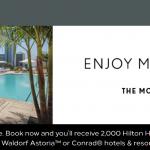 Hilton Honors Conrad & Waldorf Astoria Promotion