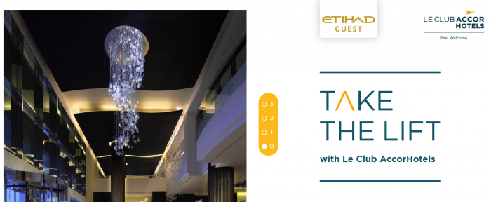 Le Club AccorHotels Etihad Guest Summer 2018