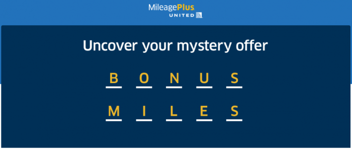 United Airlines Mileage Plus >> United Airlines Mileageplus Buy Miles Up To 100 Mystery