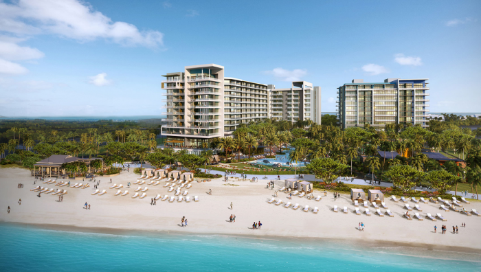 IHG Rewards Club Kimpton Seafire Resort Bahamas