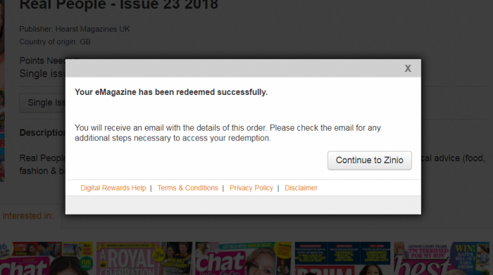 IHG Rewards Club Points Expiry Digital Rewards Magazines Successful