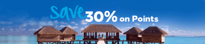 Hilton Honors Buy Points Campaign July 2018