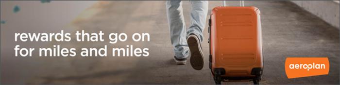 Radisson Rewards Air Canada Aeroplan Triple Miles Summer 2018