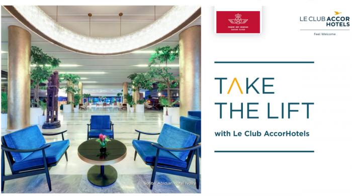 Le Club AccorHotels Royal Air Maroc Promotion