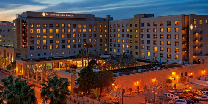 Compensation Clinic InterContinental Amman