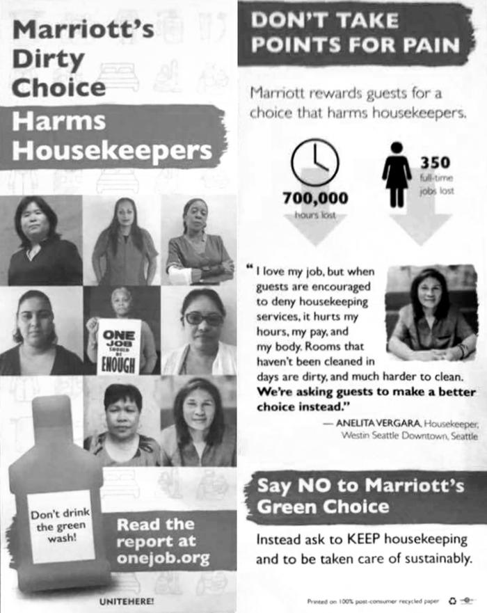 Marriott Rewards Green Choice Or Greedy Choice