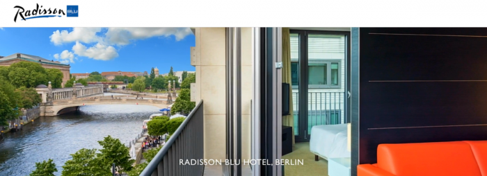 Radisson Rewards Suite Sale Fall 2018